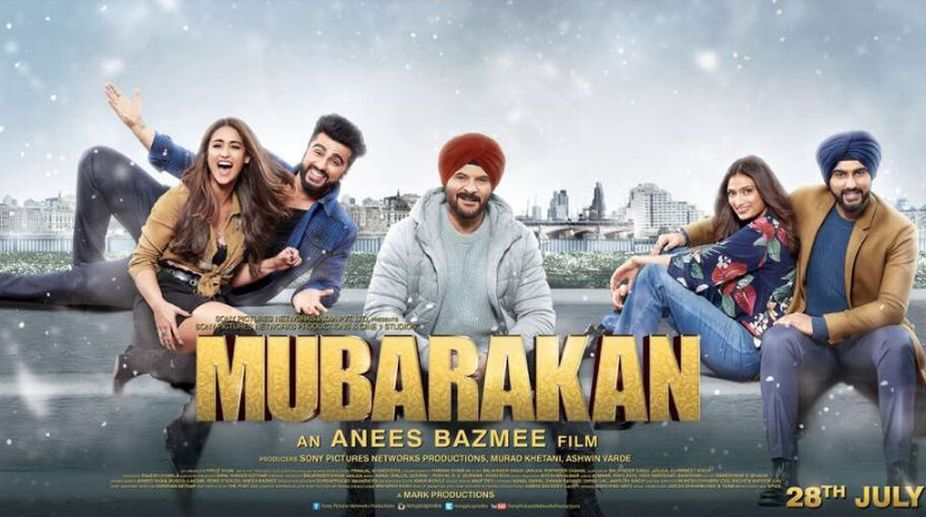 hindi movie download full hd Mubarakan