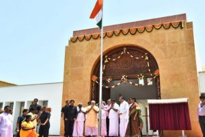Modi inaugurates Kalam memorial in Rameswaram