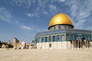 Scores of Palestinians hurt in protests over Jerusalem
