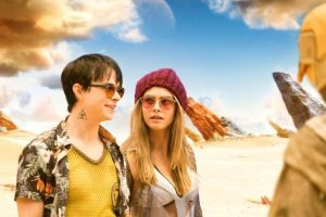 Valerian and the City..': Lacklustre tale pumped with impressive visuals