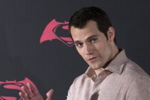 Henry Cavill pokes fun at moustache controversy