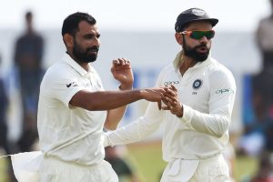 India vs South Africa, 2nd Test: Mohammed Shami 20th Indian bowler to take 100 Test wickets