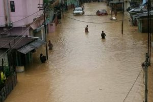 Fresh areas in Jajpur, Kendrapara, Dhenakanal dists inundated