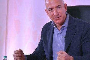 Amazon CEO Jeff Bezos becomes richest man in history surpassing Microsoft's Bill Gates