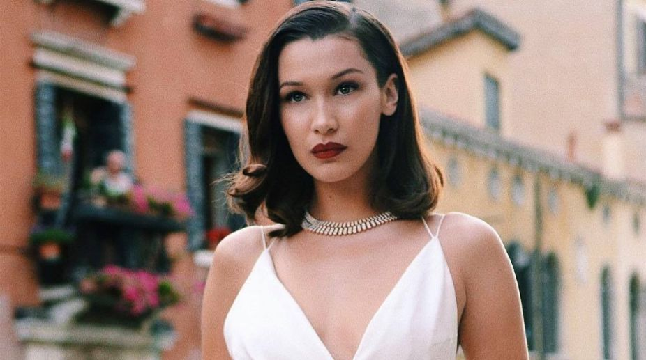 Bella Hadid, Fashion, Teenage