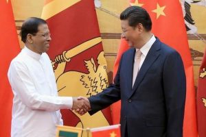 Sri Lanka lauds B&R Initiative, welcomes Chinese investment