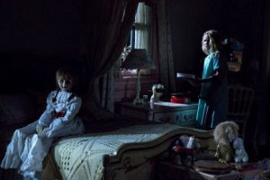 'Annabelle Creation': Woman punches herself in the face after watching the movie!