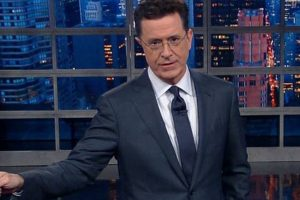 Stephen Colbert to bring animated Trump series