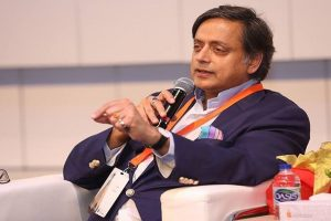 Centre is 'absent without leave', says Tharoor on ceasefire violations