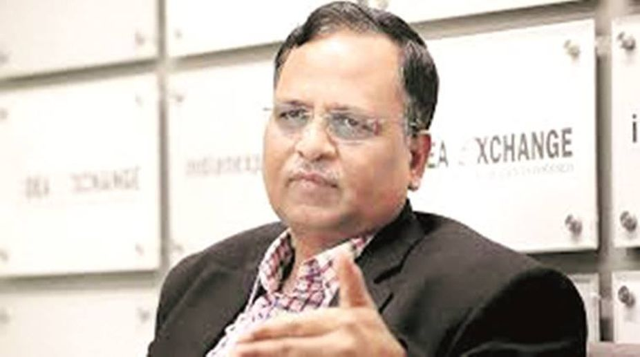 money laundering case, Delhi Minister, Enforcement Directorate, Satyendar Jain