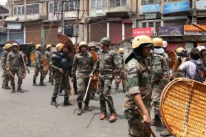 Indefinite shutdown enters 44th day in Darjeeling hills