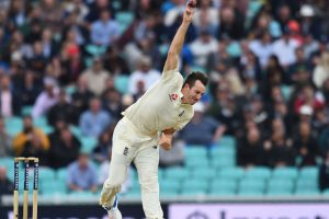 Oval Test: Toby Roland-Jones rips through South Africa