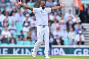 Oval Test: Proteas pacer Vernon Philander sent to hopsital