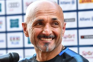 AC Milan not favourites for Serie A title: Luciano Spalletti