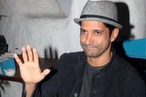 Now, Farhan Akhtar deletes Facebook account