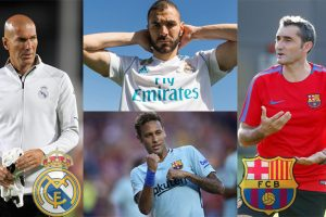ICC 2017 Preview: Real Madrid play Barcelona in Western El Clasico