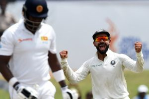 Galle Test: India beat Sri Lanka by 304 runs to take 1-0 lead