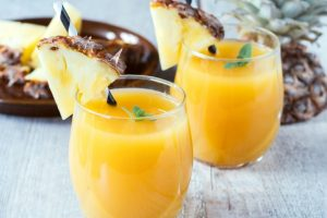 Weekend recipe: Smooth 'Pineapple Satin' drink