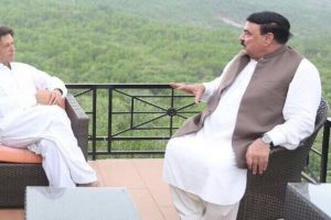 Pakistan opposition chooses Sheikh Rashid as PM candidate
