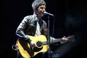 Noel Gallagher working with Pharrell Williams