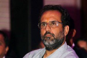 As a producer, I cast a director for film: Aanand L. Rai