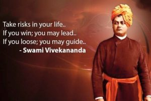 Vivekananda wanted Hindu reformation first
