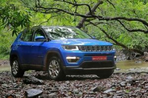 Jeep Compass launched at Rs.14.95 lakh, ten variants of Petrol and Diesel in India