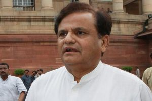 Congress sure of Ahmed Patel's win in Rajya Sabha polls