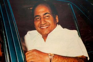 Mamata remembers Mohammed Rafi on his birth anniversary