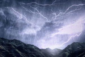 Lightning strikes kill 33 in 2 days in Odisha