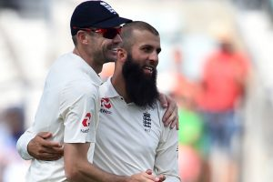 Oval Test: Moeen Ali hat-trick sees England thrash South Africa