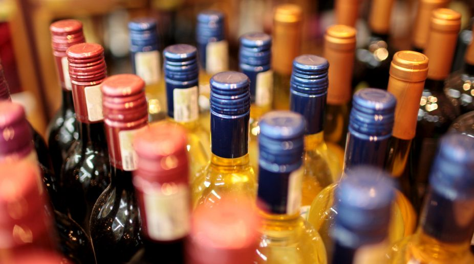 300 cartons of liquor seized in dry Bihar