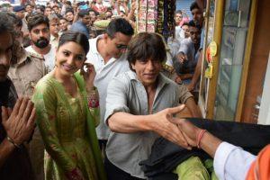 When SRK, Anushka, Imtiaz tasted Banarasi flavours!