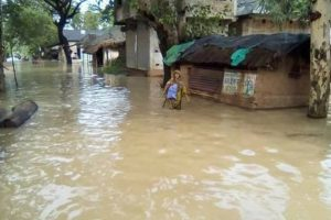 NE states remain cut off due to floods, over 30 lakh people hit in Assam