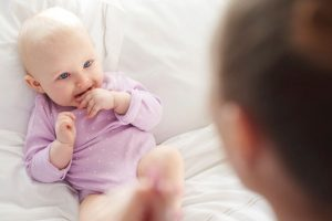 'Baby talk' important part of evolution