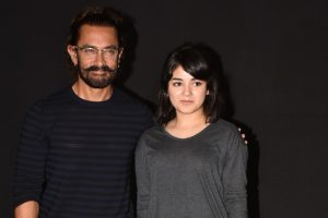 Artistes have a role in highlighting gender issues: Aamir Khan