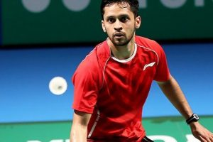 Shuttlers Kashyap, Prannoy advance in New Zealand Open