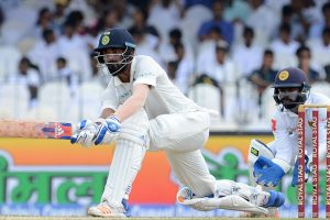Colombo Test Day 1: Rahul hits fifty as India reach 101/1 at lunch