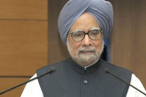 Note ban, GST a double whammy on GDP: Manmohan Singh
