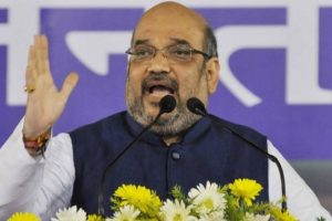 Amit Shah blames Congress for non-passage of OBC panel bill