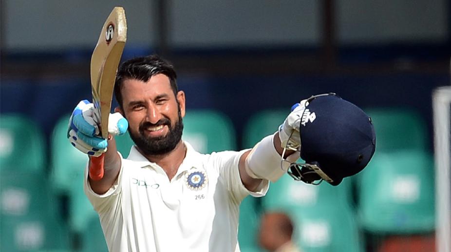 Indian batsman Cheteshwar Pujara (Photo: AFP)