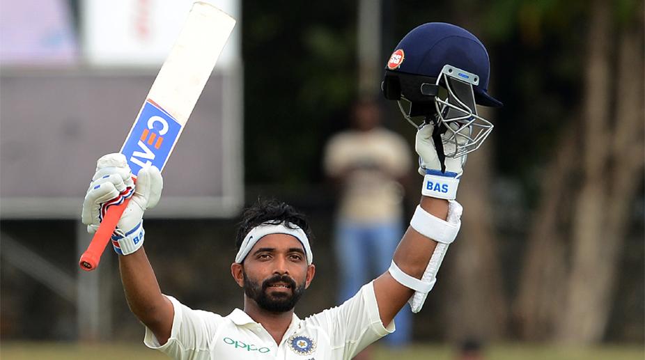Indian batsman Ajinkya Rahane (Photo: AFP)