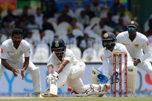 Colombo Test Day 2: India reach 553/7 at tea