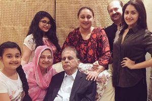 'Dilip Kumar stable, out of ventilator '