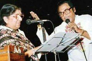 Lata Mangeshkar always feels Kishore Kumar's absence