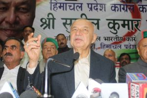 Ground reality defies Shinde's claims on HP Congress unity