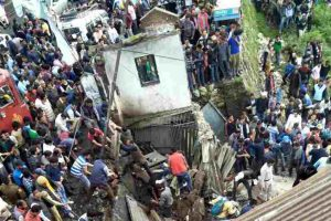 2 killed, 6 injured in building collapse incident in HP