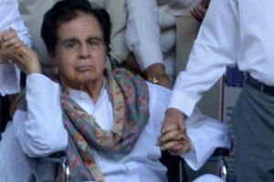 Dilip Kumar's health not good, says doctor