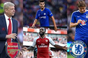Community Shield Preview: Arsenal take on derby rivals Chelsea