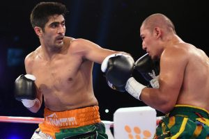Vijender urges for Indo-China peace after win over Zulpikar